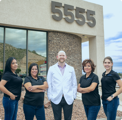 The dedicated Mesa Street Dental who can help with your same-day crown