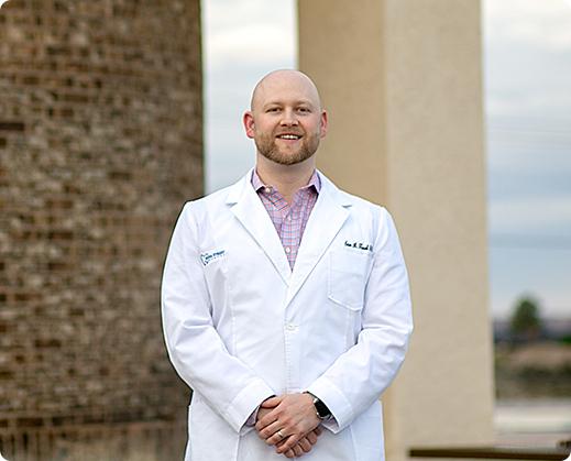 Dr. Sean Harrell, Dentist at Mesa Street Dental